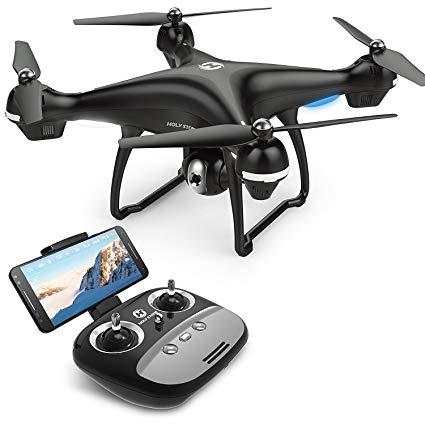 Drone Camera Enhancer